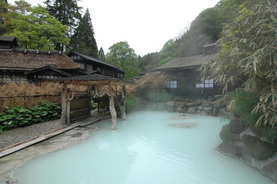 湯 温泉 の 鶴
